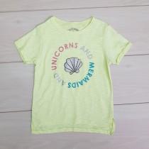 تی شرت دخترانه 21202 سایز 4 تا 11 سال مارک MYWEEKEND