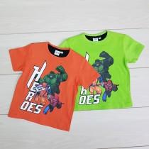 تی شرت پسرانه 21207 سایز 2 تا 5 سال مارک DISNEY