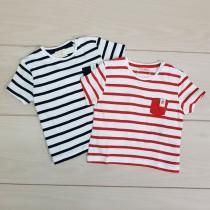 تی شرت پسرانه 21195 سایز 3 ماه تا 4 سال مارک ZARA