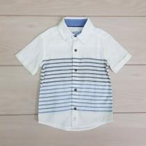 پیراهن پسرانه 21228 سایز 24 ماه تا 8 سال مارک Carters