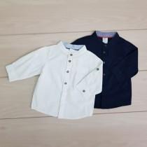 پیراهن پسرانه 21238 سایز 3 ماه تا 2 سال مارک H&M
