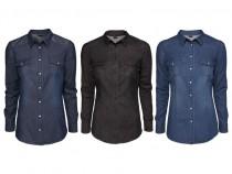 پیراهن جینز زنانه 21204 سایز 36 تا 44 مارک ESMARA