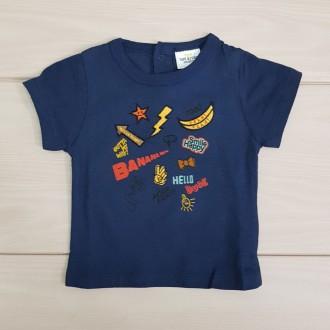 تی شرت پسرانه 21309 سایز 3 تا 23 ماه مارک TAPEALOEIL