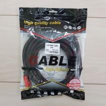 کابل 5 متری HDMI R/B کد 51018