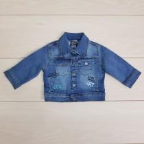 کت جینز 21093 سایز 3 تا 24 ماه مارک LOSAN DENIM