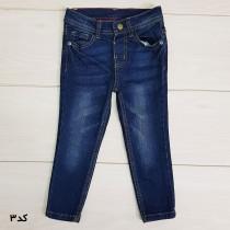 شلوار جینز 21264 سایز 2 تا 11 سال مارک DENIM