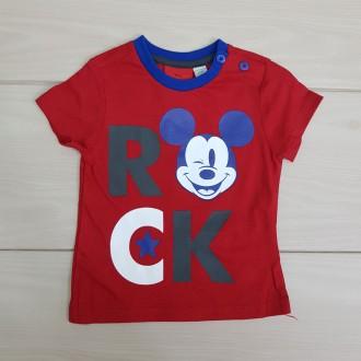 تی شرت پسرانه 21380 سایز 9 ماه تا 8 سال مارک DISNEY