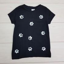 تی شرت دخترانه 21386 سایز 9 تا 12 سال مارک OVS