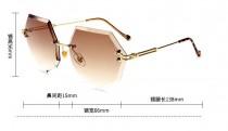 عینک آفتابی زنانه 401160