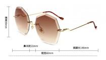 عینک آفتابی زنانه 401161