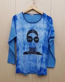 تی شرت زنانه 401388 سایز Free