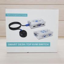 تبدیل 1 به 2   KVM SWITCH کد 51059