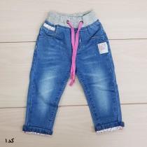 شلوار جینز دخترانه 110226  DENIM