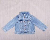 ژاکت جینز پسرانه 21209 سایز 1.5 تا 8 سال مارک DENIM