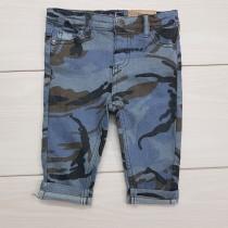 شلوار جینز پسرانه 21416 سایز 3 تا 24 ماه مارک REDTAG