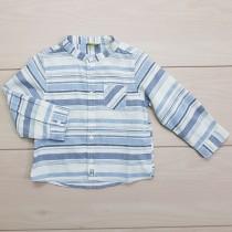 پیراهن پسرانه 21427 سایز 3 ماه تا 3 سال مارک TAPEA LOEIL