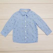 پیراهن پسرانه 21461 سایز 3 تا 36 ماه مارک TAPEA LOEIL