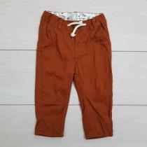 شلوار کتان لاینردار 21623 سایز 9 ماه تا 5 سال مارک H&M