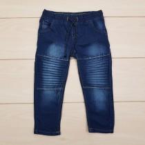 شلوار جینز 21528 سایز 3 تا 36 ماه مارک LC WALKIKI