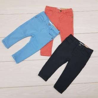 شلوار جینز 21540 سایز 6 ماه تا 4 سال مارک ZARA