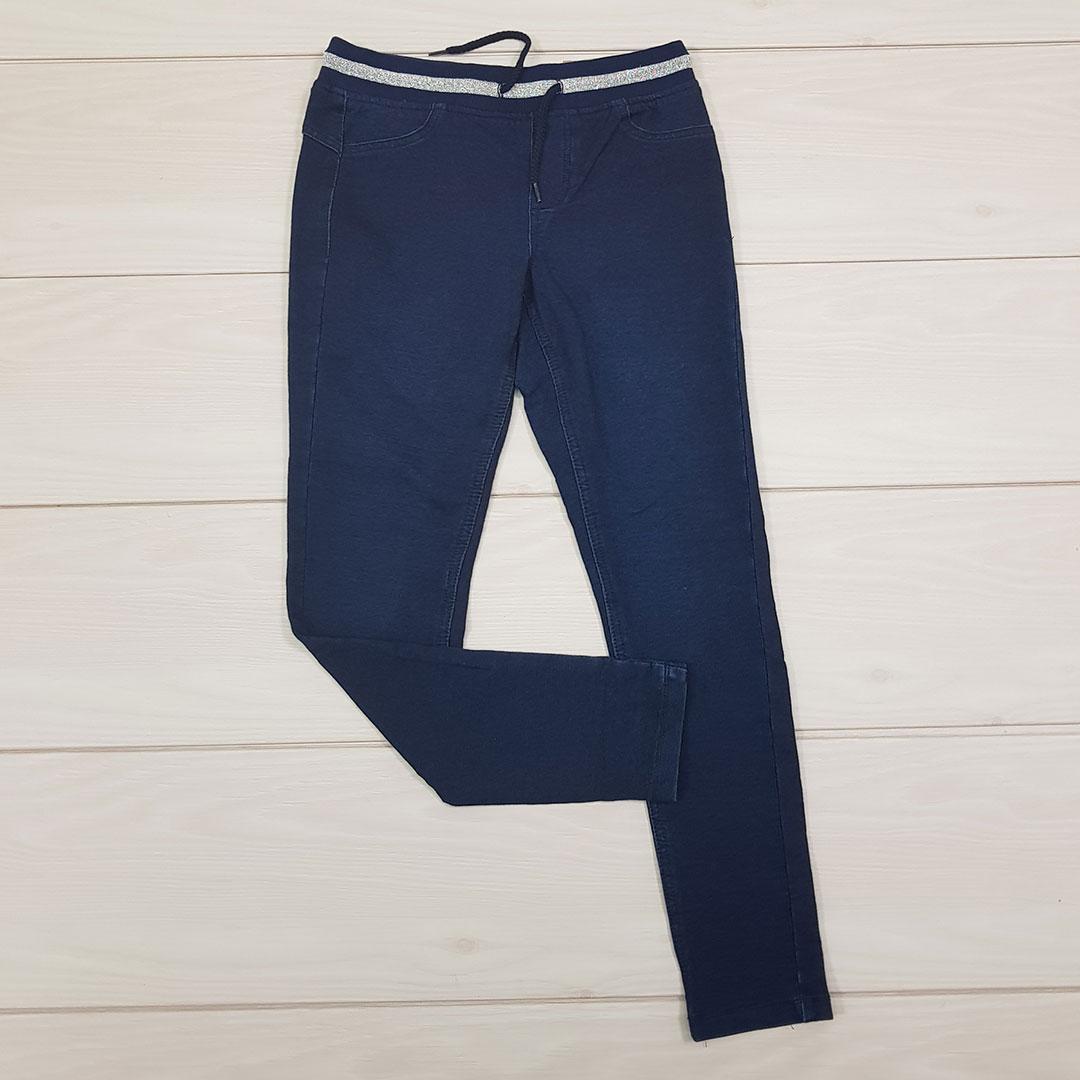شلوار جینز کشی دخترانه 21591 سایز 9 تا 16 سال مارک JEGGINGS