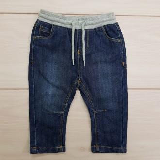 شلوار جینز کمرکش 21589 سایز 3 تا 18 ماه مارک TAPELOEIL