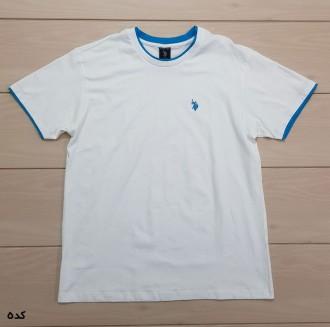 تی شرت مردانه 20250 مارک US POLO