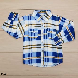 پیراهن پسرانه 21716 مارک B.W.D