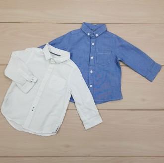پیراهن پسرانه 21793 سایز 6 ماه تا 6 سال مارک MOTHER CARE