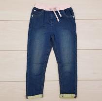 شلوار جینز دخترانه 21798 سایز 1 تا 6 سال مارک GEORGE