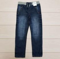 شلوار جینز کمرکش 21792 سایز 7 تا 13 سال مارک RELAXED