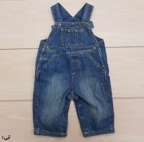 پیشبندار جینز 21822 سایز بدوتولد تا 12 ماه مارک PLACE