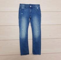 شلوار جینز دخترانه 21994 سایز 2 تا 9 سال مارک DENIM