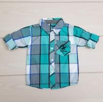 پیراهن پسرانه 22011 سایز 12 ماه تا 7 سال مارک POLO CLUB