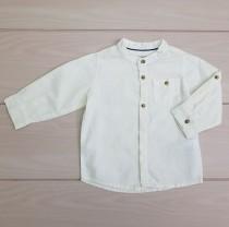 پیراهن پسرانه 22132 سایز 9 ماه تا 3 سال مارک H&M