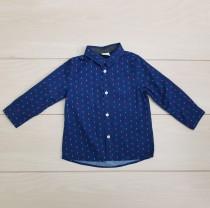 پیراهن پسرانه 22119 سایز 3 تا 36 ماه مارک TAPE LOEIL