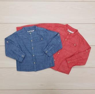 پیراهن پسرانه 22193 سایز 3 ماه تا 4 سال مارک ZARA