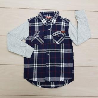 پیراهن پسرانه 22199 سایز 12 ماه تا 7 سال