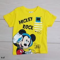 تی شرت پسرانه 50003 سایز 3 ماه تا 8 سال