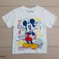 تی شرت پسرانه 50003 سایز 4 تا 12 سال