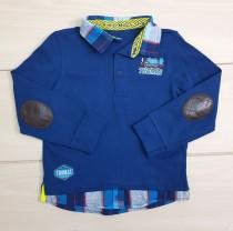 پیراهن پسرانه 22370 سایز 1.5 تا 5 سال مارک MOTHER CARE