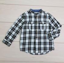 پیراهن پسرانه 22447 سایز 1.5 تا 10 سال مارک H&M