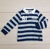 تی شرت پسرانه 22386 سایز 3 ماه تا 7 سال مارک Mothercare