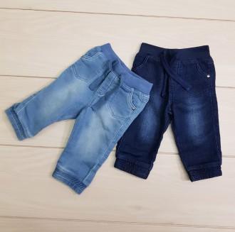 شلوار جینز کمرکش 22423 سایز 6 تا 24 ماه
