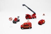 ست ماشین های آتشنشانی کد500118