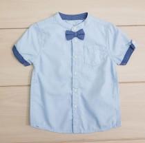 پیراهن پسرانه 22446 سایز 6 ماه تا 5 سال مارک LC WALKIKI