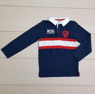 تی شرت پسرانه 22385 سایز 2 تا 8 سال مارک MOTHERCARE