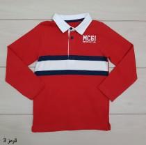 تی شرت پسرانه 22387 سایز 1.5 تا 10 سال مارک MOTHERCARE