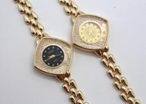 ساعت زنانه فلزی طرح GUESS کد 19661