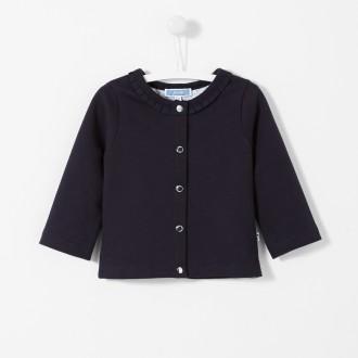 کت توپنبه ای دخترانه 22713 سایز 3 تا 18 ماه